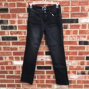 Black Garage Jeans